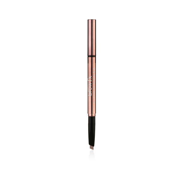 Brow Pencil and Brush Medium Brown