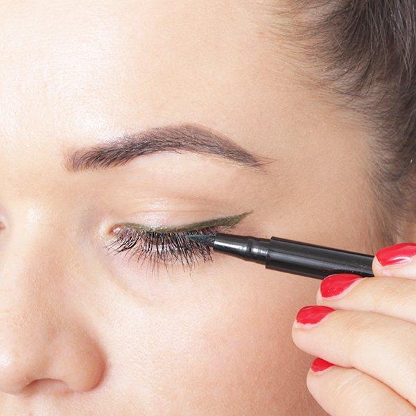 Lash FX Green Eyeliner