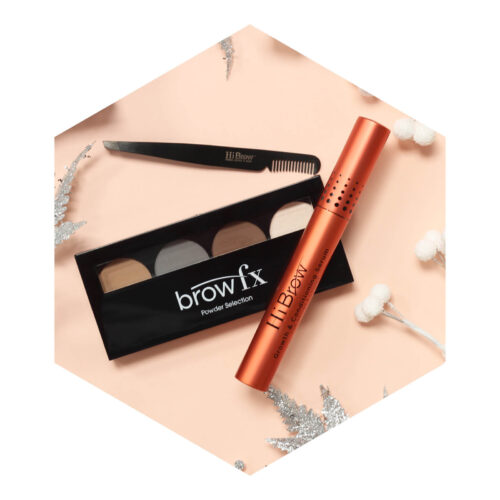 Brow Addict Gift Set Light-Medium